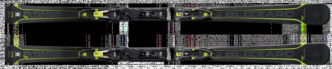 sci BLIZZARD Quattro 6.9 Ti